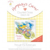 Humphrey's Corner Cross Stitch Kit Through The Buttercups