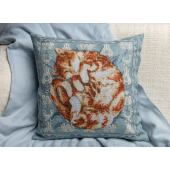 Cross Stitcher Project Pack - Curled Up Cat -  XST367