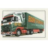 CED489 - Eddie Stobart Volvo FH12 Chart Pack