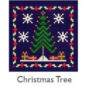 DMC Christmas Tree Christmas Cross Stitch Kit