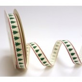 Bertie's Bows 16mm Christmas Tree Ribbon