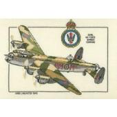 CLA168 - Avro Lancaster Chart Pack