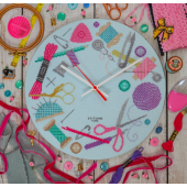 30cm Clock Making Kit