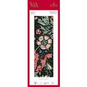 BL1172/77 - V & A J H Dearle - Compton Cross Stitch Bookmark Kit