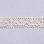 Cream Lace Cotton Trim 20mm
