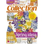 Cross Stitch Collection Magazine Issue 233 March 2014