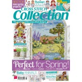 Cross Stitch Collection Magazine Issue 235 May 2014