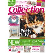 Cross Stitch Collection Magazine Issue 238 August 2014