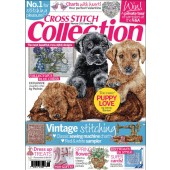 Cross Stitch Collection Magazine Issue 245 February 2015