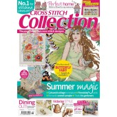 Cross Stitch Collection Magazine Issue 250 Summer 2015
