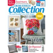Cross Stitch Collection Magazine Issue 254 October 2015