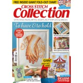 Cross Stitch Collection Magazine Issue 261 - May 2016