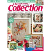 Cross Stitch Collection Magazine Issue 267 October 2016