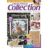 Cross Stitch Collection Magazine Issue 270 - January 2017