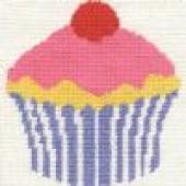CK036 - Cupcake Gobelin Printed Tapestry Starter Kit