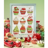 Cross Stitcher Project Pack - Festive Frosting XST337