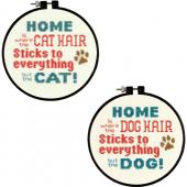Dimensions Pet Hair - D7274122