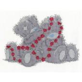 BL1131/72 - Me to You Tatty Teddy Daisy Chain Cross Stitch Kit