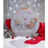 Cross Stitcher Project Pack - Dashing Through The Snow - XST363