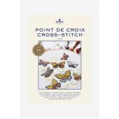 DMC Cross Stitch Book
