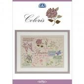 DMC Coloris Flowers Booklet
