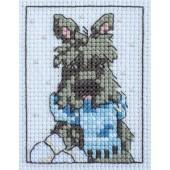 Cross Stitcher Project Pack - 2020 Dog Calendar XST352