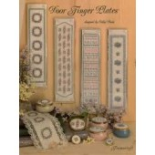 Framecraft Door Finger Plates Cross Stitch Booklet