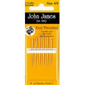 John James Easy Threading Needles