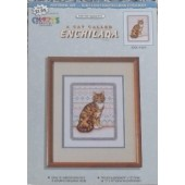 Coats - Kyle Hollingsworth A Cat Called Enchilada Cross Stitch Leaflet