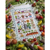 Cross Stitcher Project Pack - Country Sampler XST344