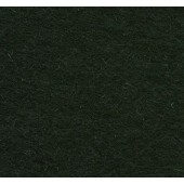 Felt Square Black 30% Wool - 9in / 22cm