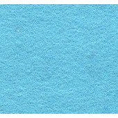 Felt Square Light Blue 30% Wool - 9in / 22cm