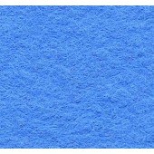 Felt Square Mid Blue 30% Wool - 9in / 22cm