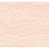 Felt Square Flesh Pink 30% Wool - 9in / 22cm