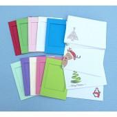 XST375 Festive 10 Card Pack