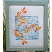 Cross Stitcher Project Pack - Little Ripples -  XST367
