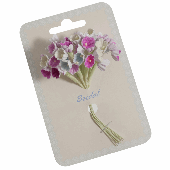 Floral Spray - Forget-Me-Not