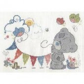 BL1126/72 - Me to You Tiny Tatty Teddy Fun in the Sun Cross Stitch Kit