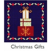 DMC Christmas Gifts Cross Stitch Kit
