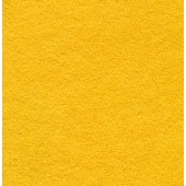 Felt Square Gold 30% Wool - 9in / 22cm