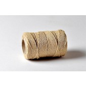 Baker's Twine Gold Sparkle 100m Roll