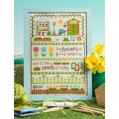 Cross Stitcher Project Pack - Grow Your Own - XST355