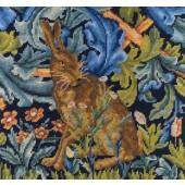 C120K/77 DMC V&A Tapestry Kit - William Morris - The Hare