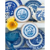 Cross Stitcher Project Pack - Best In Blue Willow - XST353