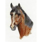 BK1171 - Horse Portrait Cross Stitch Kit