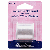 Invisible Thread - Clear 200m reel