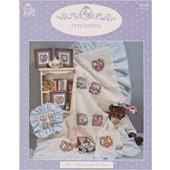 Lorri Birminham Designs - Itty Bittys Cross Stitch Chart