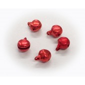 6mm Jingle Bells - Red