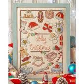 Cross Stitcher Project Pack - 'Tis the Season XST339