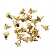 10mm Liberty Bells - Gold